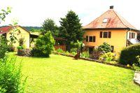 Bild 4: Ferienhaus Gabriela mit eingezäunten Garten und privatem Swimmingpool