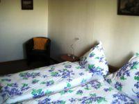 bequeme 2m-Betten erwarten Sie - Bild 7: Wohnung Füürtoorn Leuchtturm-Restaurant Norderney