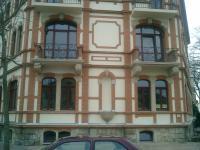 Wohnungen A.u.B mit Balkonen im 1.Obergeschoss - Bild 1: Denkmalvilla Fiedler mit Ambiente, Wohnung B (62qm)