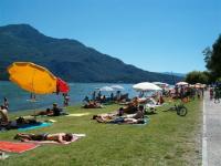 Domaso Strand nur 200mt. Weit - Bild 25: Lakeside Holiday Resort Anlage mit Pool fuer 6 Personen