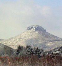 Lilienstein im Winter - Bild 13: Ferienwohnung in Bad Schandau Elbsandsteingebirge