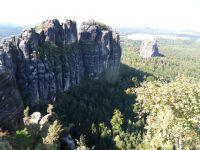 Schrammsteine im Elbsandsteingebirge - Bild 7: Ferienwohnung in Bad Schandau Elbsandsteingebirge